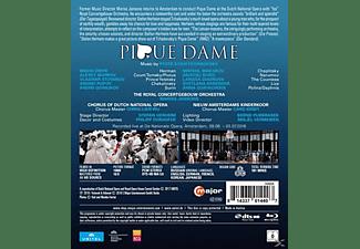 Jansons/Didyk/Markov - Pique Dame  - (Blu-ray)
