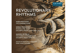 Karel Mark Chichon - Revolutionary Rhythms - (CD)