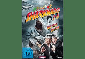 SchleFaZ - Sharknado 1-5: Hai Five Edition DVD