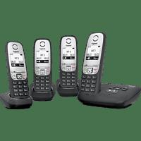 GIGASET A415A Quattro Schnurloses Telefon