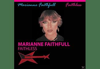 FAITHFULL MARIANNE - FAITHLESS  - (CD)