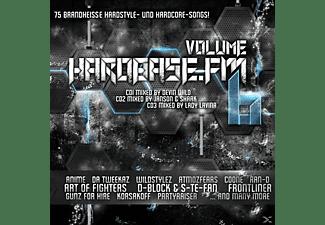 VARIOUS - HardBase.FM Volume Six!  - (CD)