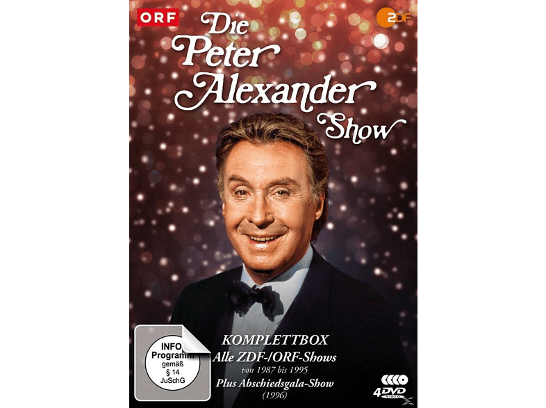 Die Peter Alexander Show - Komplettbox [DVD]