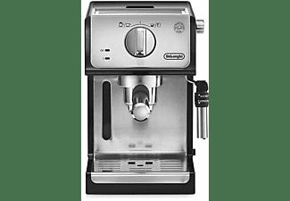 DELONGHI ECP 35.31 Espressomaschine Silber/Schwarz