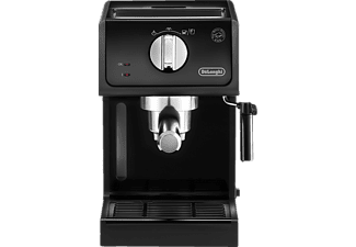 DELONGHI ECP 31.21 Espressomaschine Schwarz/Silber