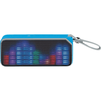 LENCO BT-191 Bluetooth Lautsprecher, Blau