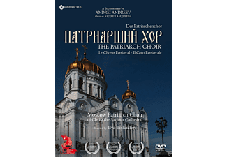 Moscow Patriarch Choir Of Christ The Saviour Cathedral - Der Patriarchenchor  - (DVD)
