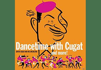 CUGAT XAVIER - DANCETIME WITH CUGAT  - (CD)