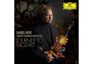 Daniel Hope, Zurich Chamber Orchestra - Journey To Mozart [CD]