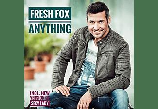 Fresh Fox - Anything  - (CD)