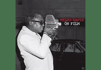 DAVIS MILES - MILES DAVIS ON FILM  - (CD)