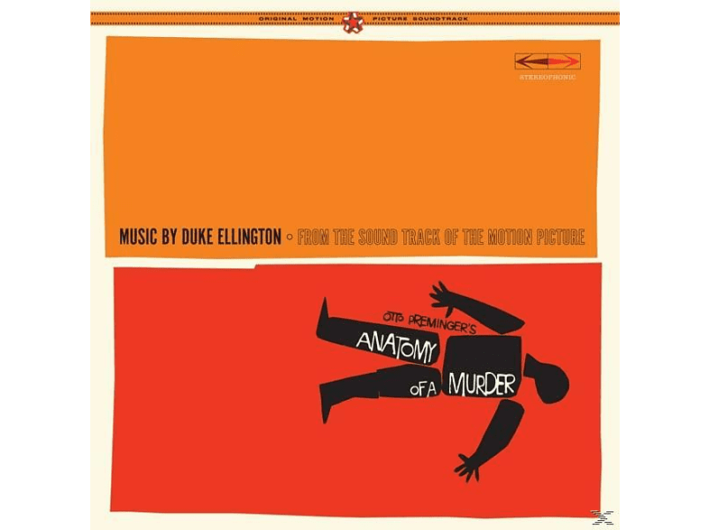 ELLINGTON DUKE - ANATOMY OF A MURDER (+5 BONUS TRACKS!) [Vinyl]