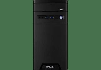 HYRICAN CyberGamer 5713, Gaming PC mit Athlon X4 Prozessor, 16 GB RAM, 120 GB SSD, 1 TB HDD, GeForce® GTX 1050 Ti, 4 GB