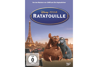 RATATOUILLE - (DVD)