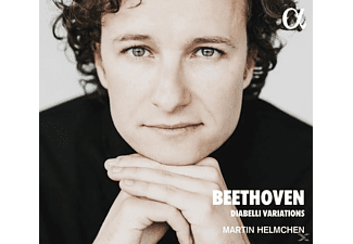 Martin Helmchen - Piano - Diabelli Variationen  - (CD)