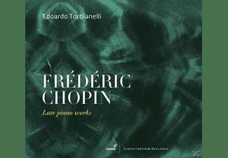 Edoardo Torbianelli - Späte Klavierwerke  - (CD)