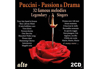 VARIOUS - Passion & Drama  - (CD)