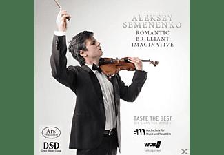 Aleksey Semenenko, Inna Firsova - Taste the Best-Werke für Violine & Klavier  - (SACD Hybrid)