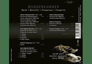 Ensemble Wunderkammer - Kammermusik  - (CD)