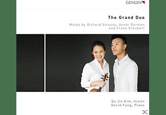 Jo Jin Kim, David Fung - The Grand Duo-Violinsonaten  - (CD)