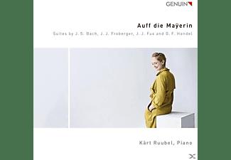 Kärt Ruubel - Auff die Mayerin  - (CD)