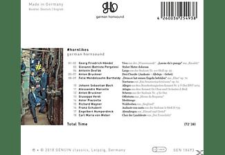 German Hornsound - #Hornlikes-Werke für Horn  - (CD)