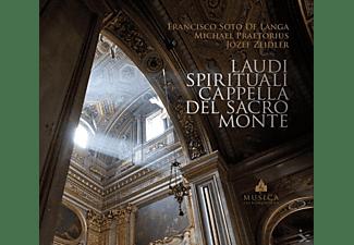 Cappella Del Sacro Monte - Laudi Spirituali  - (CD)