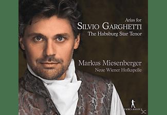 Neue Wiener Hofkapelle - Arias for Silvio Garghetti-The Habsburg Star Tenor  - (CD)