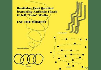 Rostislav Fras Quartet - Antonio Fa - Use the Moment  - (CD)