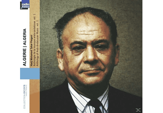 Hadj Mohamed Tahar Fergani - Arab-Andalusian Anthology, Vol. 1  - (CD)