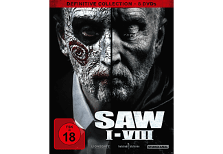 SAW I-VIII / Definitive Collection DVD