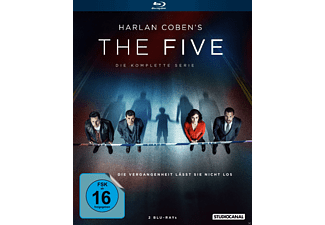 The Five / 1. Staffel Blu-ray