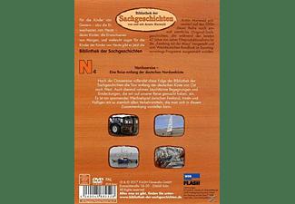 N4: Nordseereise - Eine Reise entlang der deutschen Nordseeküste DVD