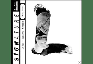 """Drouet, Sclavis, Kubler""""a L'improviste""""musique - A l'improviste  - (CD)"""