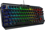 LIONCAST LK200 RGB, Gaming Tastatur, Mechanisch