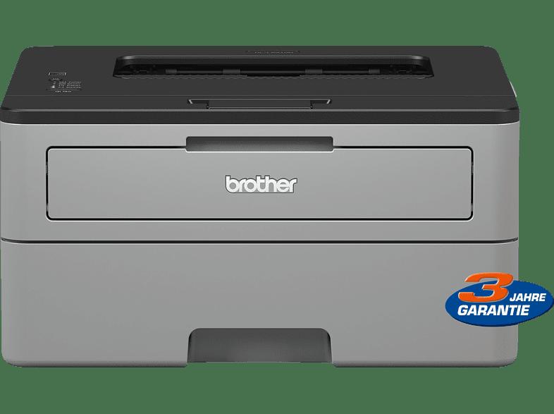 BROTHER HL-L2310D Elektrofotografischer Laserdruck Laserdrucker
