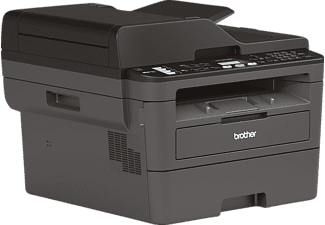 BROTHER MFC-L2710DN Elektrofotografischer Laserdruck 4-in-1 Multifunktionsgerät Netzwerkfähig