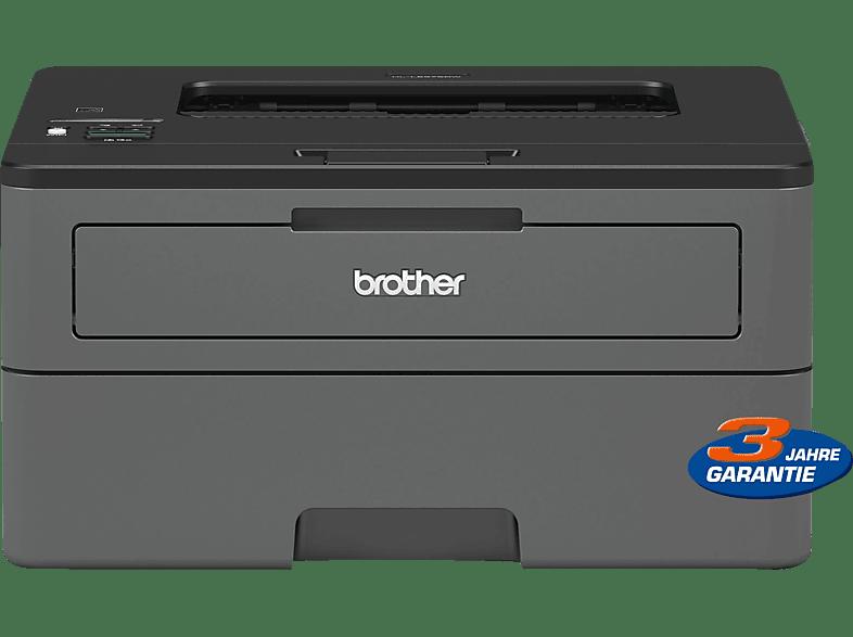 BROTHER HL-L2375DW Elektrofotografischer Laserdruck Laserdrucker WLAN Netzwerkfähig