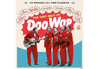 Various - THE VERY BEST OF DOO WOP-55 ORIGINAL ALL-TIME CL - (CD)