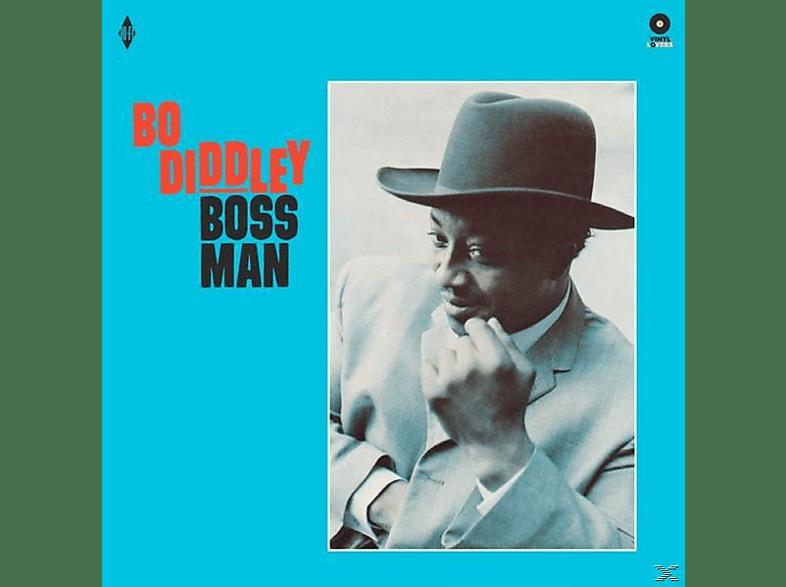 Bo Diddley - Boss Man+2 Bonus Tracks (Ltd.180g Vinyl) [Vinyl]