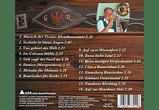 Tiroler Wirtshausmusi - Uns gehört die Welt  - (CD)