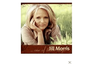 Jill Morris - One of those days - (CD)