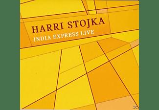 Harri Stojka - India Express Live  - (CD)