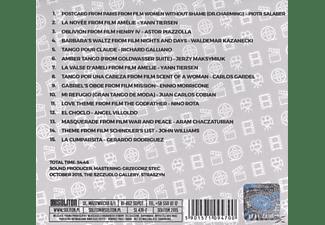 Progress Chamber Orchestra, Natalia Walewska, Paweł A. Nowak - Best Movie Collection: Amber Tango  - (CD)
