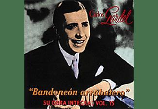Carlos Gardel - BANDONEON ARRABALERO 15  - (CD)