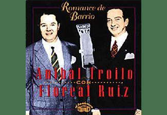 Aníbal Troilo - ROMANCE DE BARRIO  - (CD)