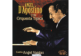 Angel D'agostino - CANTA-ANGEL VARGAS  - (CD)
