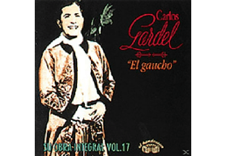 Carlos Gardel - EL GAUCHO-SU OBRA INTEGRAL 17  - (CD)