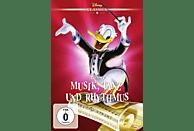 Musik, Tanz und Rhythmus (Disney Classics) [DVD]