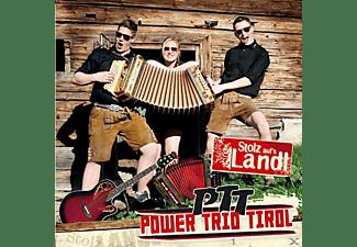 Ptt - Power Trio Tirol - Stolz auf's Landl  - (CD)